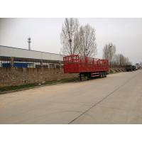 Wholesale Fence Cargo Trailer Light Self - Weight Cargo Semi Trailer Truck Used In Logistic Industry from china suppliers