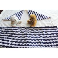 Quality Soft Jacquard Flannel Personalised Baby Blankets as Winter Gift for Lovely Babies for sale
