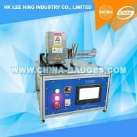 Buy cheap Abrasion Resistance Tester of IEC 60335-1 and IEC 60950 from wholesalers