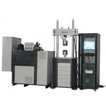 Buy cheap PLW-100 Electronic Hydraulic Servo Fatigue Testing Machine, High-Stiffness Frame from wholesalers