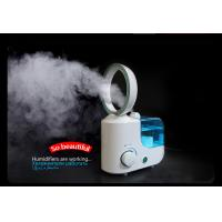 Wholesale Multicolored led lights mini ultrasonic humidifier from china suppliers