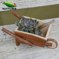 Wholesale Wooden Garden Pot for Outside from china suppliers