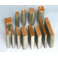 Wholesale Ti-Steel Titanium Clad Copper Block , Steel Bar Type from china suppliers