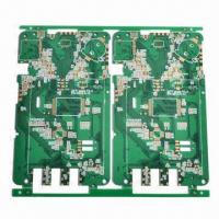 Wholesale Green Solder Mask High-density Multilayer PCB with 1.2mm board thickness from china suppliers
