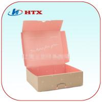 Wholesale Sweet Corrugated Paper Packing Box for Food/Household from china suppliers