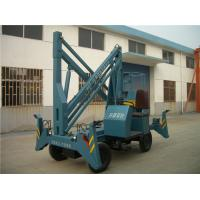 Wholesale 6m - 18m Height Towable Boom Lift , GTZ - 6 Flexible Pull Behind Boom Lift from china suppliers