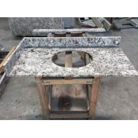 Wholesale White Colors Stone Slab Countertop Bianco Antico Granite Slab Prices Prefab Kitchen from china suppliers