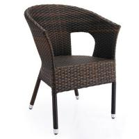 Wholesale wicker dining room furniture/wicker dining room chair/wicker dining chair WC-050 from china suppliers