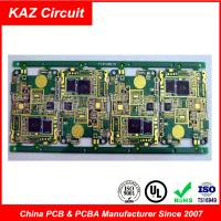 Buy cheap Green 1OZ HDI Printed Circuit Boards 0.8-3.2mm Lead Free Pcb from wholesalers