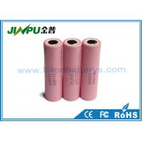 Wholesale E - Cig Li - Ion 18650 Battery Cells High Discharge Rate 2500Mah 20A 35A from china suppliers