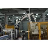 Wholesale PLC Intelligent Robotic Palletizing System from china suppliers