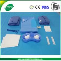 Wholesale Universal Surgical Urology Hole Drape Kit /TUR Drape Pack from china suppliers