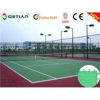 Quality Indoor / Outdoor Multipurpose Modular Sports Flooring / Suspended Plastic Flooring for sale