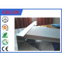 Wholesale Construction Extrusions Waterproof Aluminum Decking , Aluminium Skirting Profiles from china suppliers