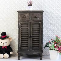 Quality Shabby Chic Fashion Wooden Furniture Drawers Cupboard TV Cabinet for sale