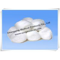 Wholesale Medical Disposable First Aid Cotton Wool Ball Liquid Absorbent from china suppliers