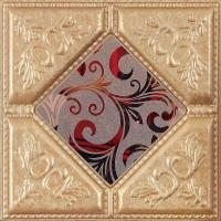 Wholesale imitation tile wall panel Quality-assured faux leather Building supply from china suppliers