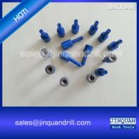 Wholesale spherical & ballistic buttons DTH button bits sharpening diamond grinding cups from china suppliers