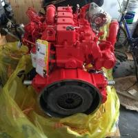 Wholesale Red Turbocharged 4 Cylinder Engine Replacement 4BT 3.9L Euro 3 Emission from china suppliers
