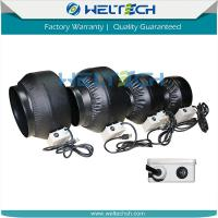 Wholesale Centrifugal Inline Duct Fan for Hydroponics Diameter 10cm - 312m3/h from china suppliers