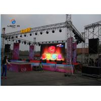 Buy cheap LED Advertising Display Outdoor P3.91 Full Color Rental Led Display Screen from wholesalers