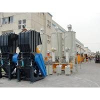 Quality Waste Plastic Recycling Machines , Pet Bottle Label Remover Machine for sale