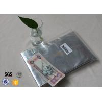Wholesale Non Itchy Fiberglass Fabric Fire Safe Guard Document Cash Bags / Fireproof Envelopes from china suppliers