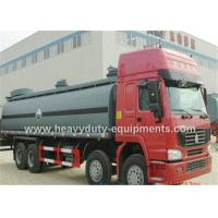 Wholesale 8x4 drive 35 cbm oil tanker truck SINOTRUK HOWO , Oil Tanker Trailer  from china suppliers