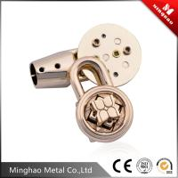Quality China suppliers bag accessories handbag twist Lock,metal twist lock for purse for sale