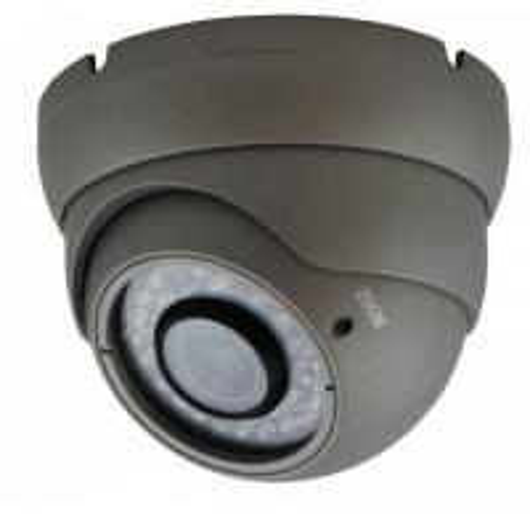 Vandalproof Dome 1.0MP AHD CCTV Camera , 720P IR-CUT Night ...