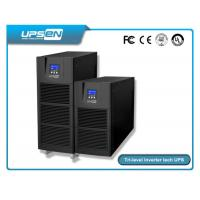 Quality Smart Pure Sine Wave Single Phase Online UPS For Computer Center , Data Center for sale