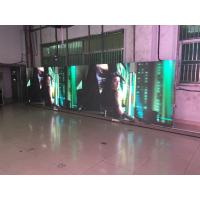 Wholesale Brushed Aluminum football stadium advertising boards , good lightening accordance from china suppliers