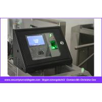Wholesale Touch screen face recognition access control biometric fingerprint attendance machine from china suppliers