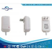 Wholesale 24W Wall Mount White Power Adapter from china suppliers