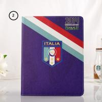 Wholesale iPad Air Flip Folio PU Leather Case ,Tablet PC Protection Cover Anti-scratches from china suppliers
