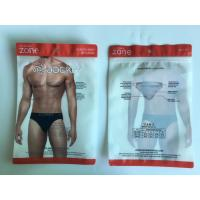 Wholesale Small Clear Plastic Wrapping Bags , Ladies Underwear Packaging Clothes Plastic Bags from china suppliers