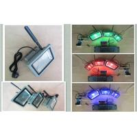 Wholesale 10 Watt Epistar Outdoor LED Flood Light ,  IP65 Waterproof with DMX contoller from china suppliers