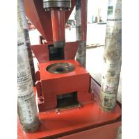 Wholesale Vertical PLC Control Y83 Series Hydraulic Briquette Press Machine For Metal from china suppliers