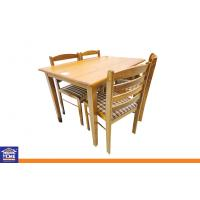 Wholesale Wood Dining Tables with Chairs Set Wooden Home Furniture Dining Room Tables and Chairs from china suppliers