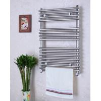Wholesale CE Certificate Electric Heated Towel Rails Radiator With Thermostat For Bathrooms  from china suppliers
