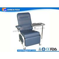 Wholesale Manual Hospital Dialysis Chair , Multifunction Blood Collection Chair from china suppliers
