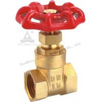Wholesale Super Quality Brass Gate Valve with Steel Handwheel from china suppliers