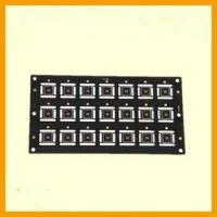 Wholesale FR4 / cem1 single sided pcb printed circuit board 1.2mm thickness , 4mil from china suppliers