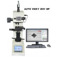 Wholesale FEMA Automatic Vickers Hardness Tester Auto Loading Dwell / Unloading from china suppliers