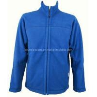 Wholesale 100% Polyester Fleece Jackets for Men (ML-011) from china suppliers