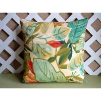 Wholesale Customized Waterproof Garden Pillow Cushion With Autumn Fallen Leaves from china suppliers