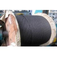 Wholesale 6x36WS+IWRC Dia 28mm ungalvanized Crane Wire Rope 1960Mpa from china suppliers