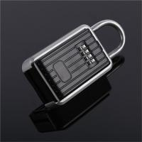 Wholesale Large 4 Pin Coded Car Key Lock Box Heavy Duty Zinc Reinforced Body from china suppliers