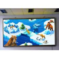 Wholesale Energy saving SMD2121 black lamp Indoor Fixed LED Display , big led screen CE RoHS from china suppliers
