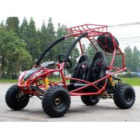 Wholesale Head Track Air Cooled Adult Double Seat Go Kart 200cc With Disc Brake from china suppliers